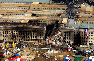 Final Pentagon damage